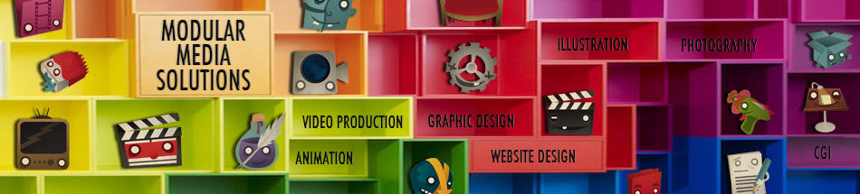 Creative Bone Modular Media Solutions banner