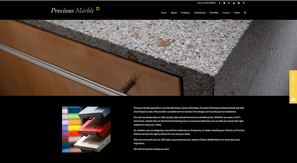 precious-website